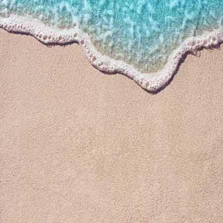موج مویت را رها کن زنده کن دریا را در من